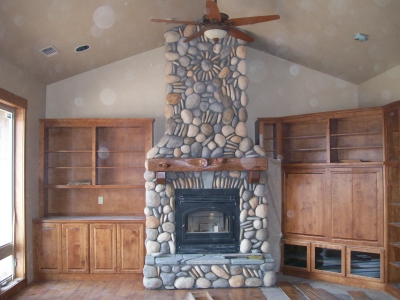 Fireplace Builder Medford - Fireplace Construction - Brian ...